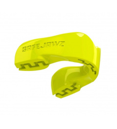 Chránič zubů Safe Jawz Intro Series Fluoro Yellow