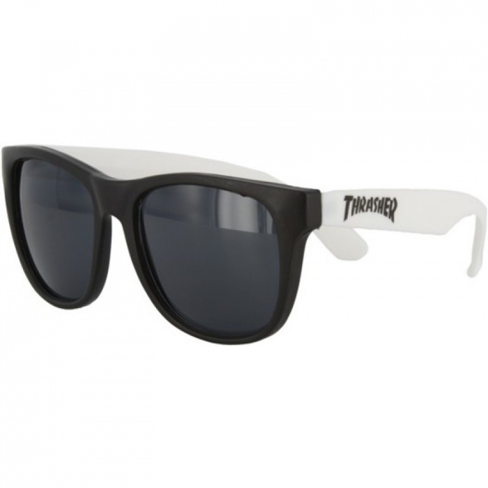 Thrasher sunglasses white