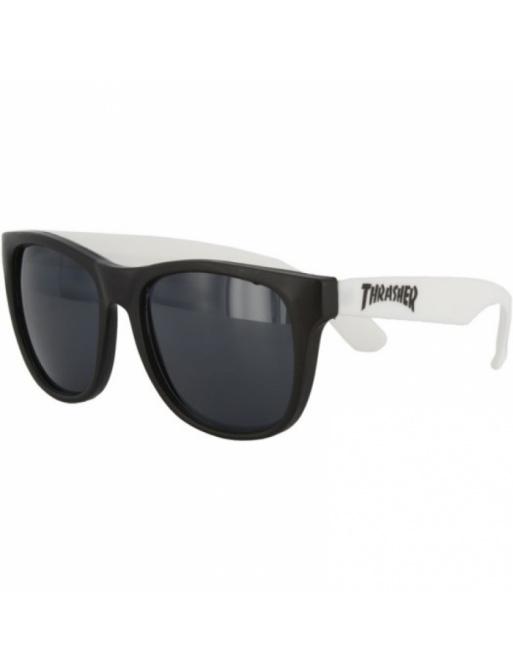 Thrasher sunglasses white
