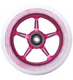 Kolečko AO Pentacle 115mm Fade Pink