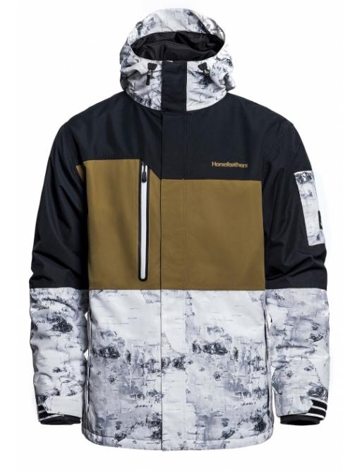Jacket Horsefeathers Ripple birch 2020/21 vell.S
