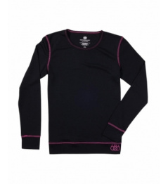 Thermo camisa 686 Therma negro 2012/2013 mujer vell.L