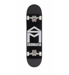Skate komplet Sk8Mafia House Logo black 7.75 2019 vell.7.75
