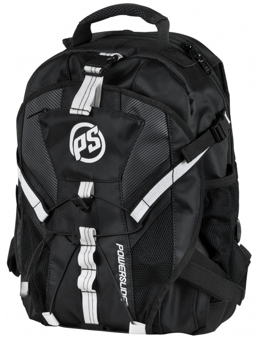 Batoh Powerslide Fitness Backpack Black