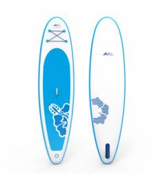 Paddleboard Kona Core Air 10'8''x32''x6'' WHITE/BLUE 2019