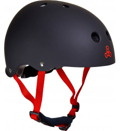 Dětská helma Triple Eight Lil 8 Pro matně černá