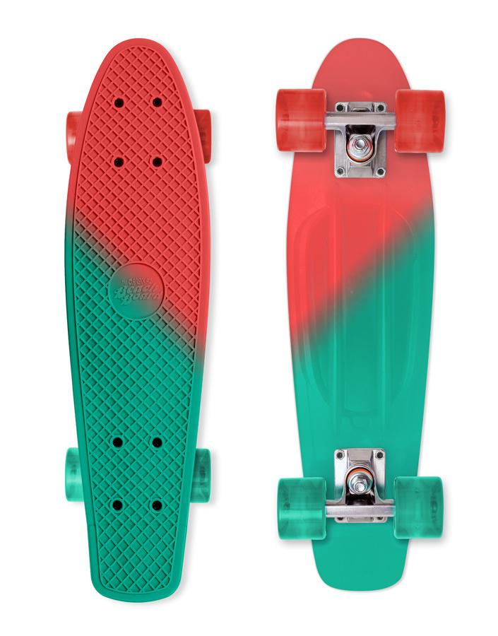 Street Surfing Skateboard BEACH BOARD Color Vision