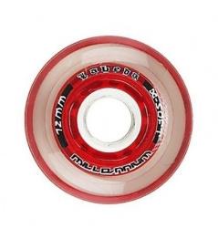 Kolečka Labeda Millenium Indoor X-soft Red (1ks)