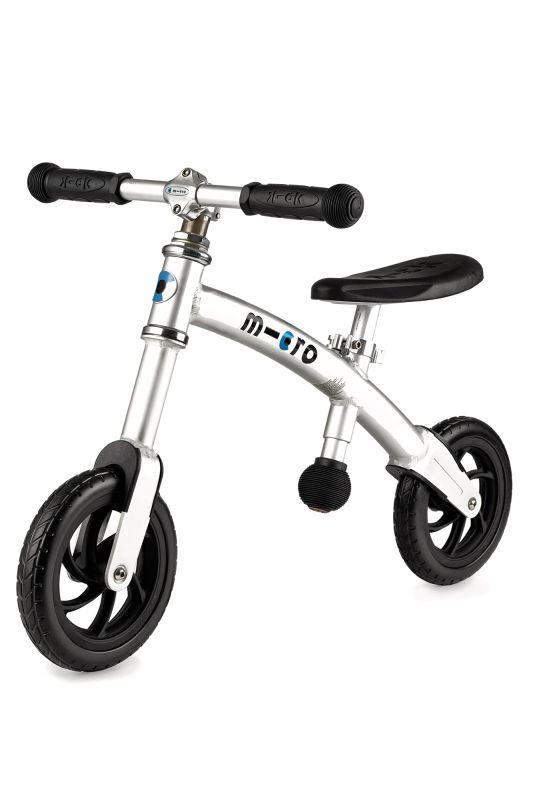 Ella repelió a G-Bike