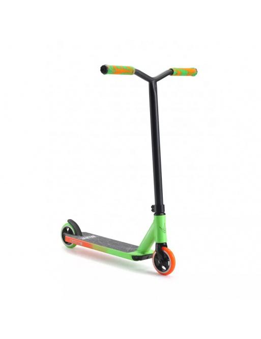 Freestyle koloběžka Blunt One S3 GREEN/ORANGE