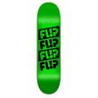 Skate deska Flip Quattro Odyssey green 8.25 2019 vell.8.25