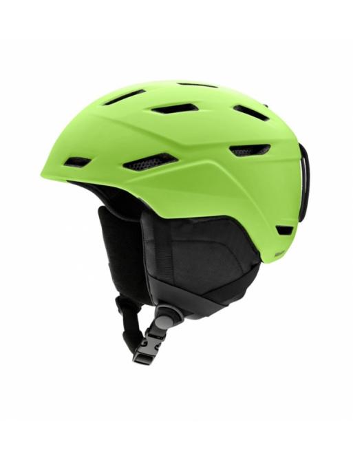 Helmet SMITH Mission matte limelight 2020/21 size M / 55-59cm