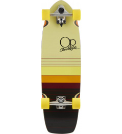 "Surfskate Ocean Pacific Dawn 33"" Orange"