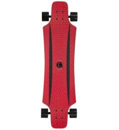Longboard Choke Juicy Susi Long John Red