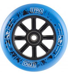 Kolečko Longway Tyro Nylon Core 110mm modré