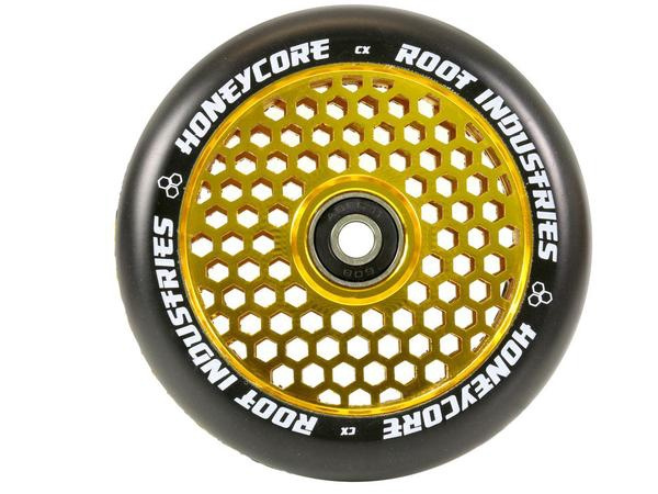 Root Industries Honey 110 mm black gold wheel