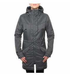 Kabát Funstorm Rigney 20 dark grey 2017/18 dámský vell.XL