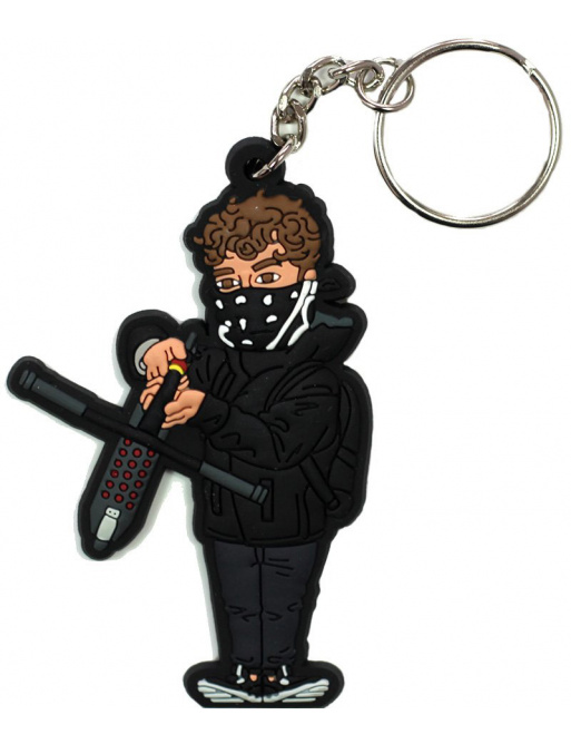 Figz Dante Hutchinson klíčenka