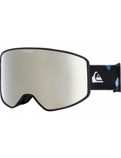 Brýle Quiksilver Storm Sportline 118 kvj0 true black 2020/21