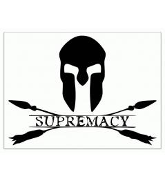 Supremacy Logo Sticker