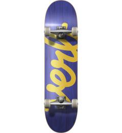"""Verb Skateboard Komplet (8.125""""   Script Gold)"""