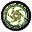 Kolečko Bestial Wolf Twister 110mm zelené