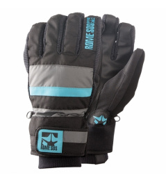 Guantes Rome Focus azul / gris 2012/2013 vell.XL
