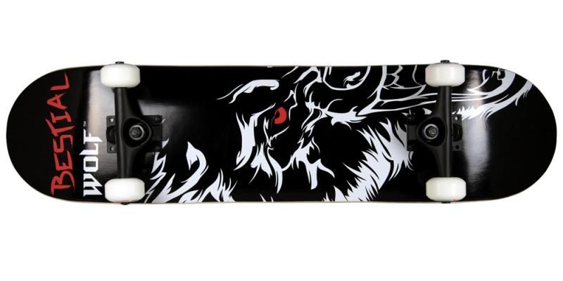 Bestial Wolf Wild skateboard