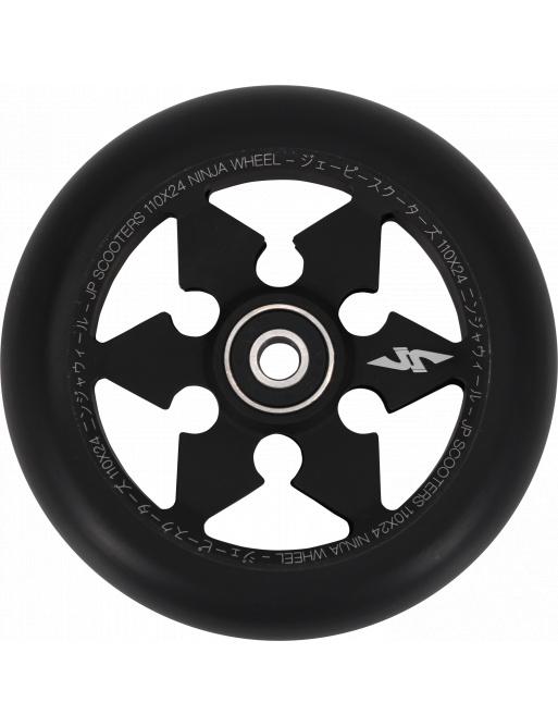 Kolečko JP Ninja 6-Spoke 110mm černé