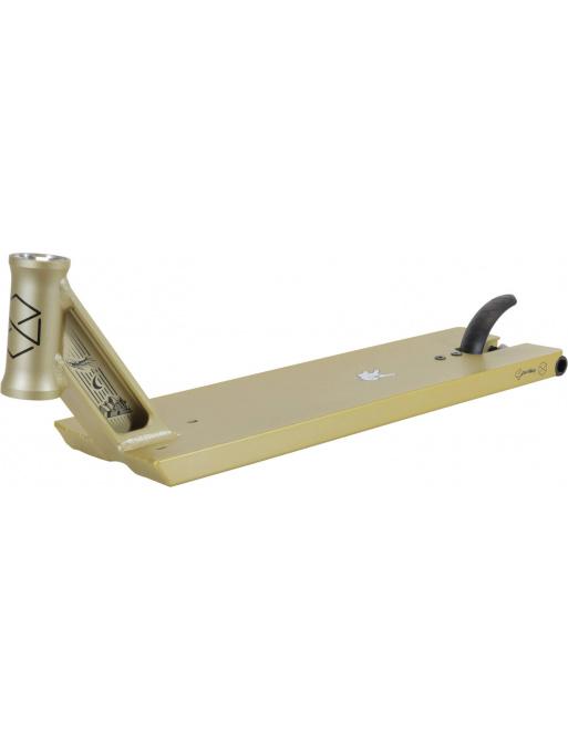 "Deska Native Advent R Saundezy 5.75"" 546mm Raw + griptape zdarma"