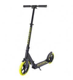 Funscoo scooter plegable 230 mm amarillo