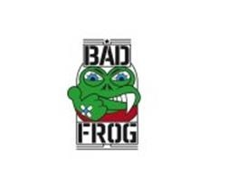 Bad Frog by Chilli